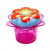 Magic Flowerpot Popping Purple